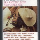Bob Wills & The Texas Playboys - San Antonio Rose And Other Hits Cassette Tape