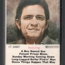 Johnny Cash - His Greatest Hits Vol II Cassette Tape