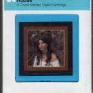 Emmylou Harris - Roses In The Snow CRC Sealed 8-track tape