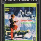 The Harry Simeone Chorale - The Little Drummer Boy Sealed 8-track tape