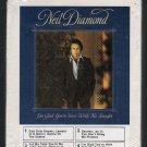 Neil Diamond - I'm Glad Your Here With Me Tonight UK Sealed 8-track tape