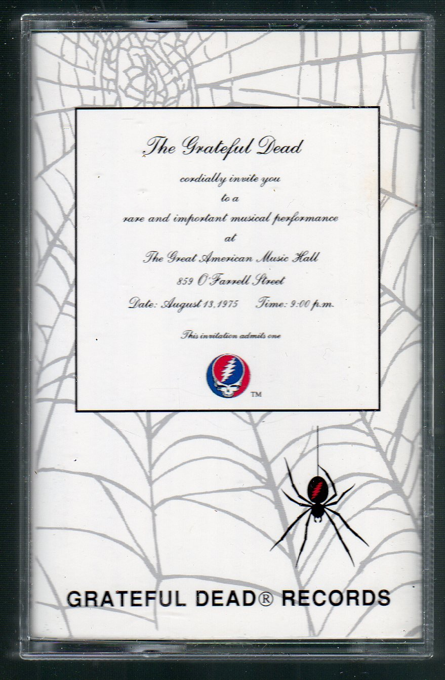 The Grateful Dead - One From The Vault Cassette Tape