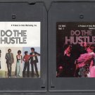 Do The Hustle - Various Disco Vol I & II REALM CRC 8-track tape