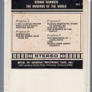 Dionne Warwick - The Windows Of The World GRT 1967 8-track tape