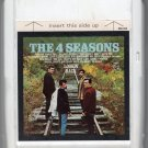 The 4 Seasons - Lookin' Back 1966 8-track tape