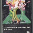 Guitar Boogie - Eric Clapton Jeff Beck Jimmy Page RCA Cassette Tape