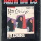 Rita Coolidge - Greatest Hits Sealed 8-track tape