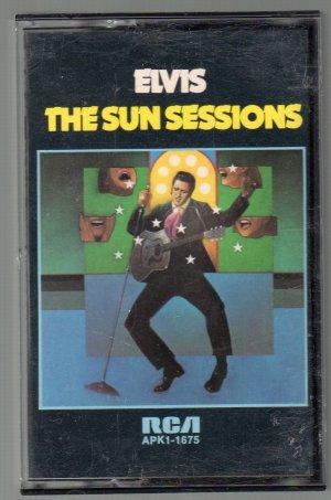Elvis Presley - The Sun Sessions RARE 1976 Cassette Tape