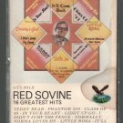 Red Sovine - 16 Greatest Hits 1977 Gusto Cassette Tape