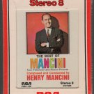 Henry Mancini - The Best Of Mancini Sealed RCA 8-track tape
