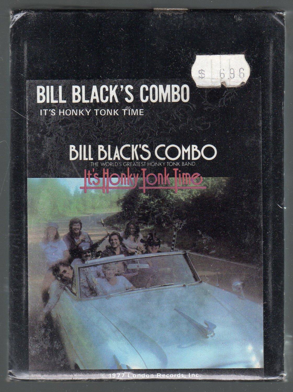 Bill Black's Combo - It's Honky Tonk Time Sealed 8-track tape
