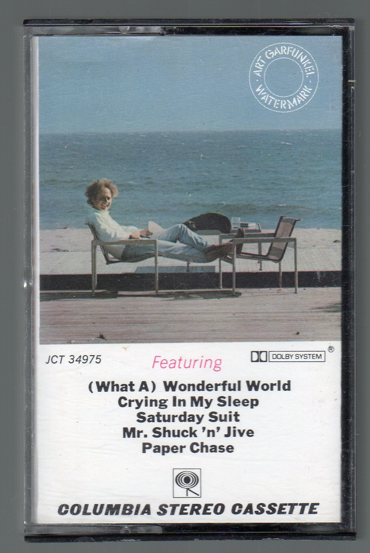 Art Garfunkel - Watermark Cassette Tape