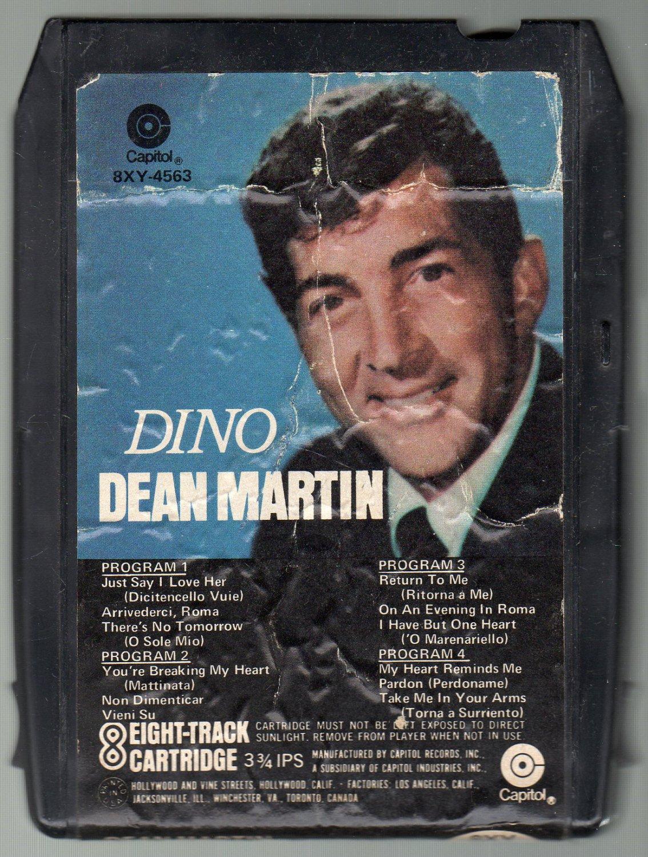 Dean Martin - Dino 8-track tape