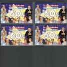 The Sensational 60's - Complete Series RARE Vol 1 - 4 Cassette Tape