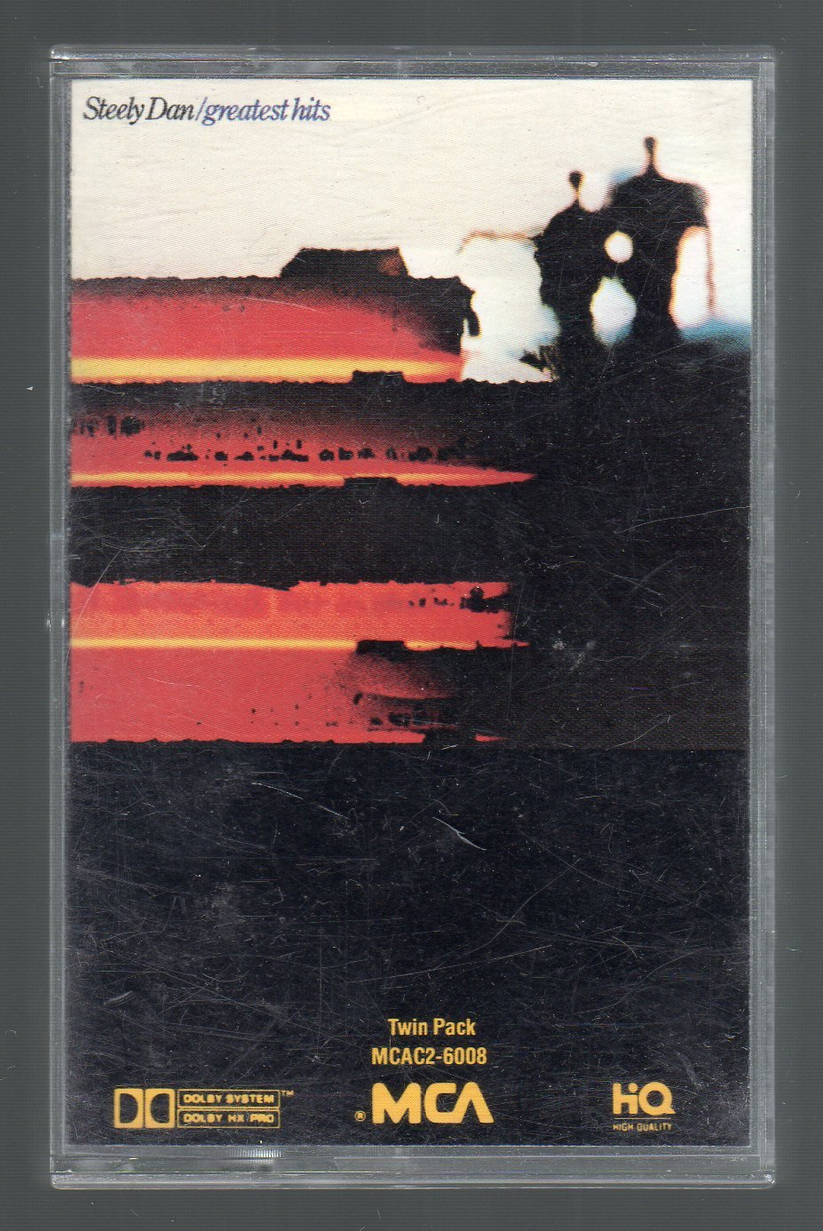 Steely Dan - Greatest Hits Cassette Tape