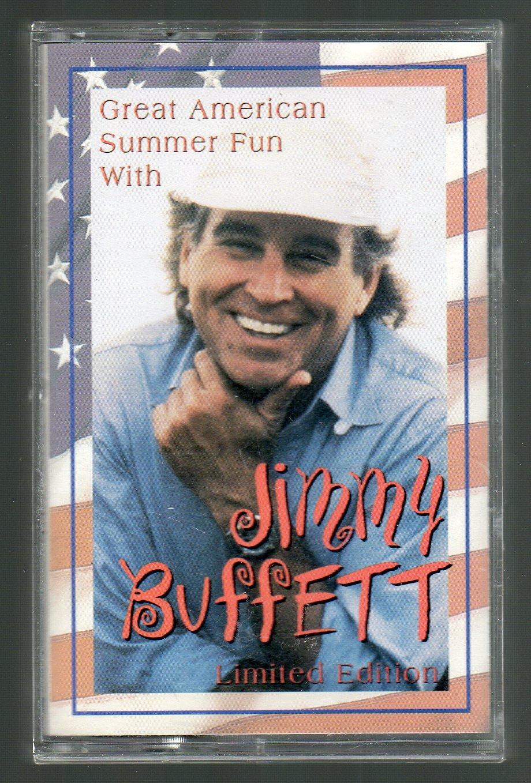 Jimmy Buffett - Great American Summer Fun (Limited Edition) Cassette Tape
