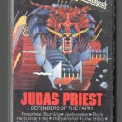 Judas Priest - Defenders Of The Faith Cassette Tape
