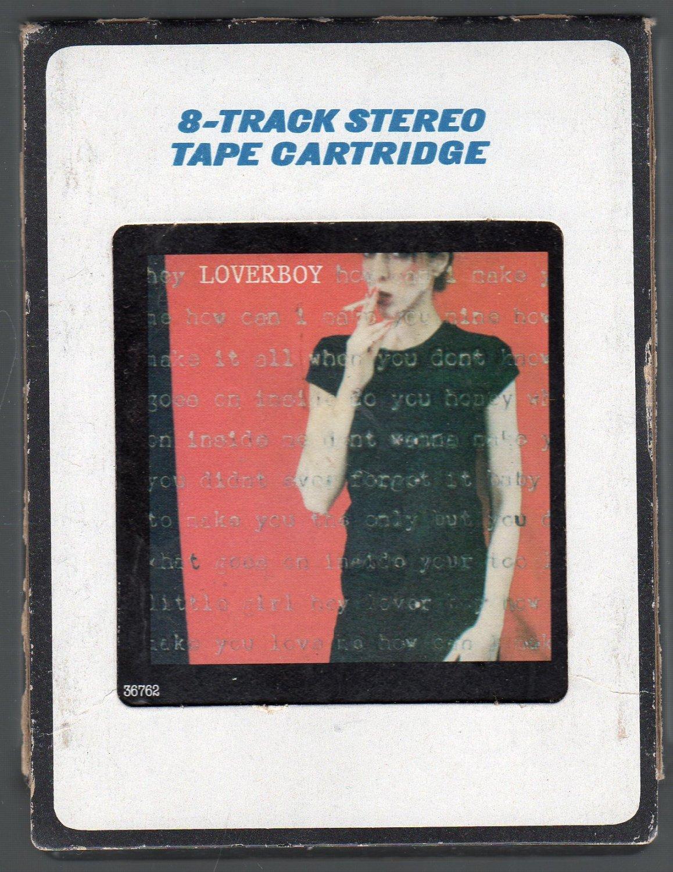 Loverboy - Loverboy 8-track tape
