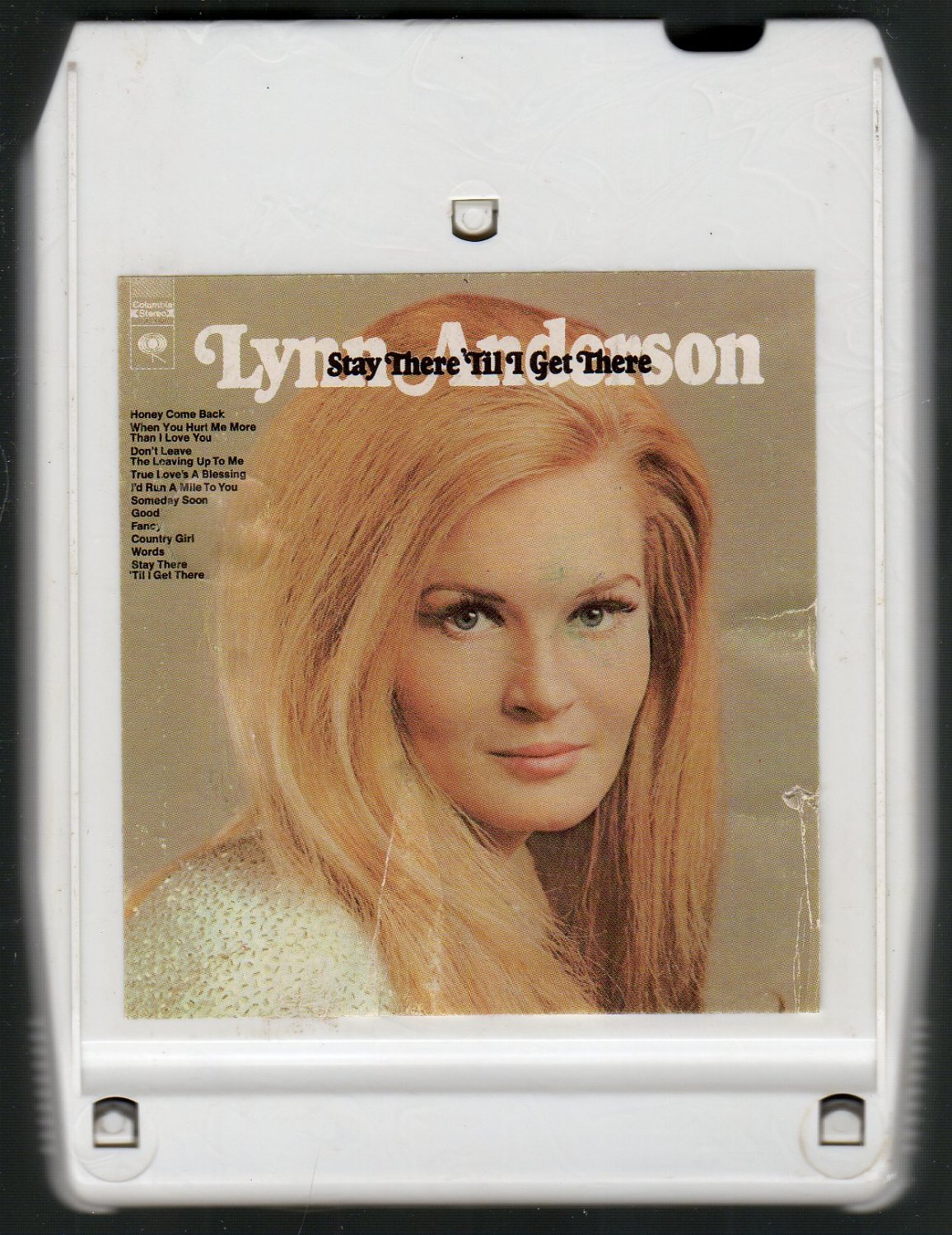Lynn Anderson - Stay There Till I Get There 8-track tape