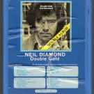 Neil Diamond - Double Gold 8-track tape