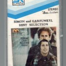Simon & Garfunkel - Best Selection, Bridge Over Troubled Water RARE Cassette Tape
