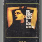 Lou Reed - Rock N' Roll Animal Cassette Tape