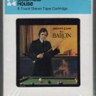 Johnny Cash - The Baron 1981 CRC Sealed 8-track tape