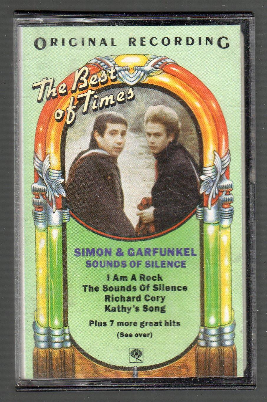 Simon & Garfunkel - Sounds Of Silence Cassette Tape