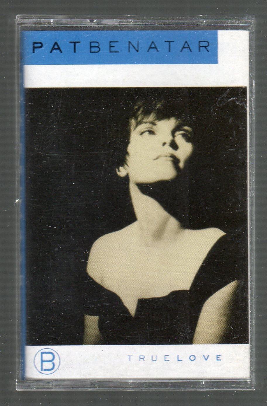 Pat Benatar - True Love Cassette Tape
