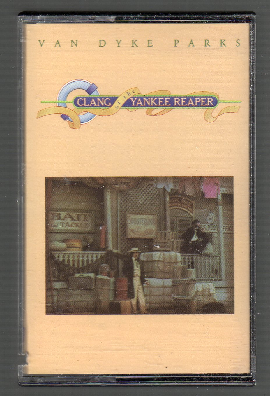 Van Dyke Parks - Clang Of The Yankee Reaper Cassette Tape