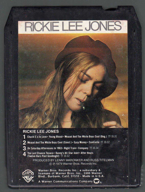 Rickie Lee Jones - Rickie Lee Jones 8-track tape