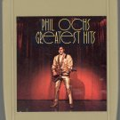 Phil Ochs - Greatest Hits A2 8-track tape