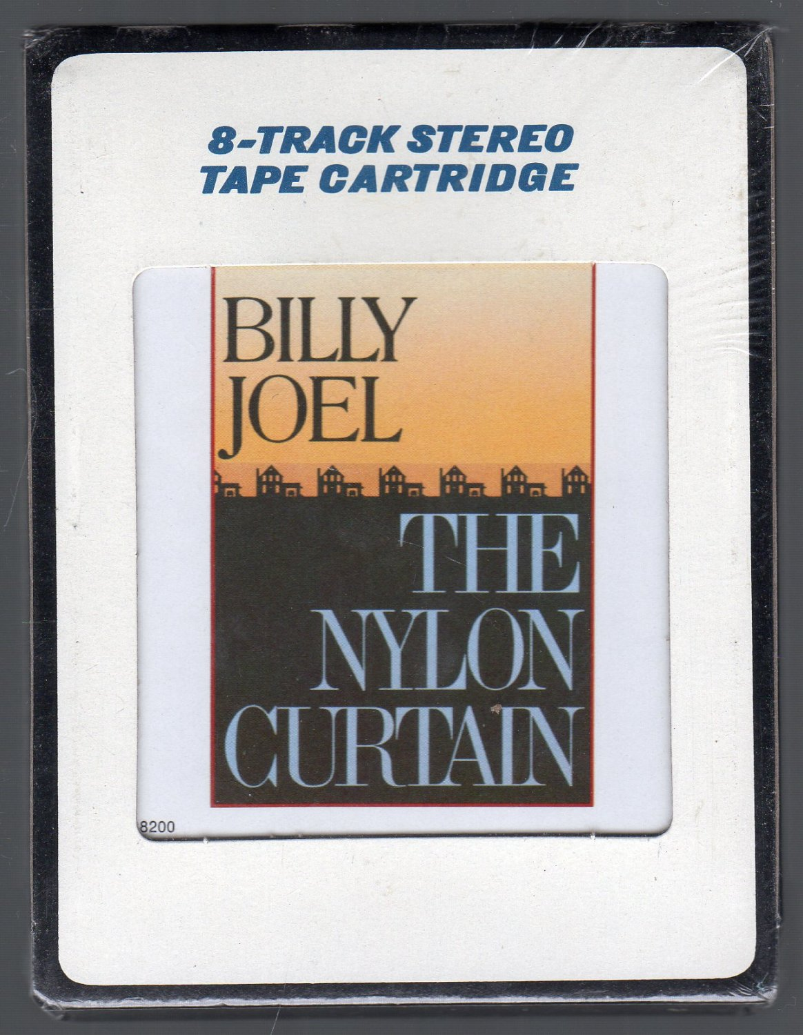 Billy Joel - The Nylon Curtain 1982 CRC Sealed SOLD 8-track tape