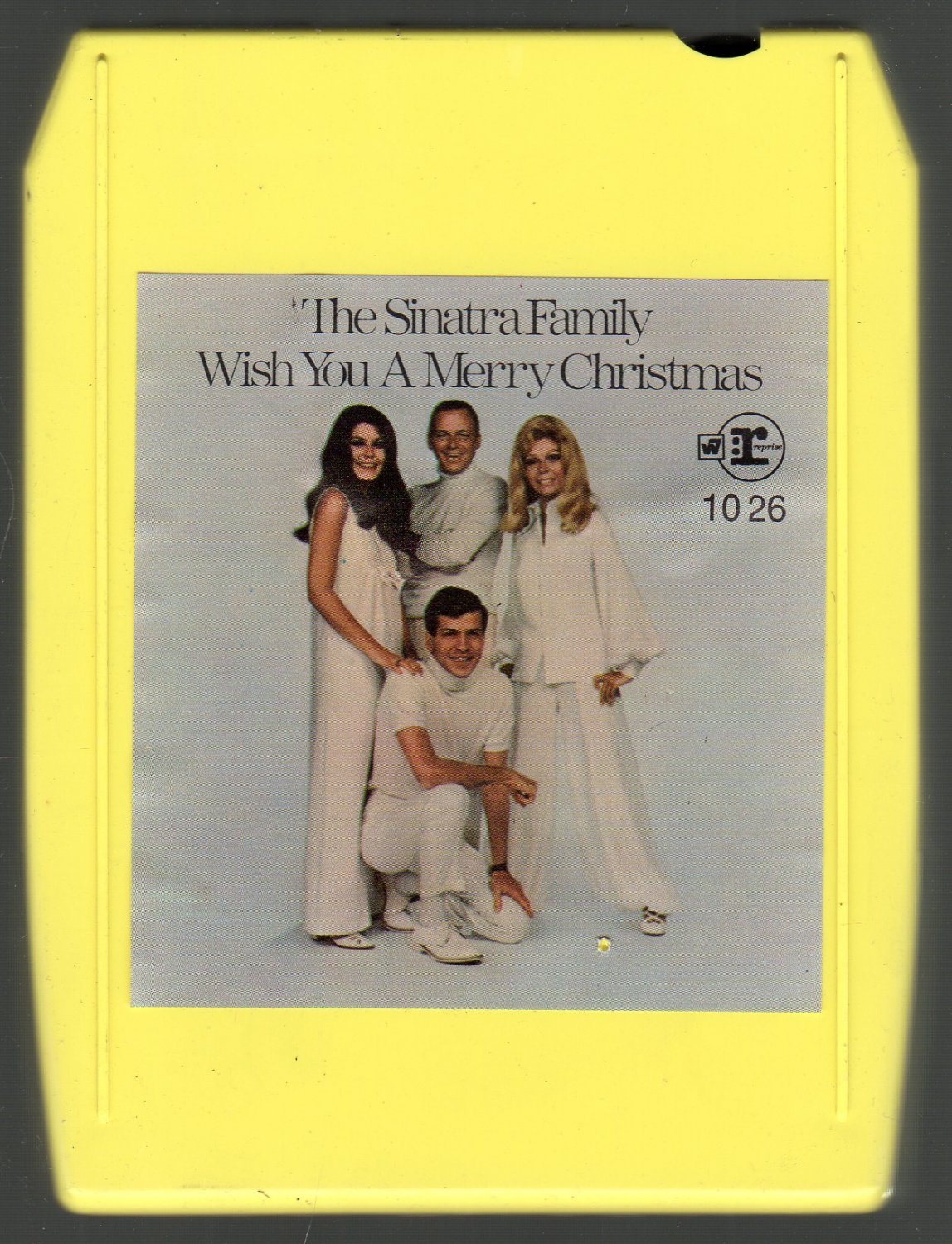 The Sinatra Family - Wish You A Merry Christmas 1968 REPRISE 8-track tape