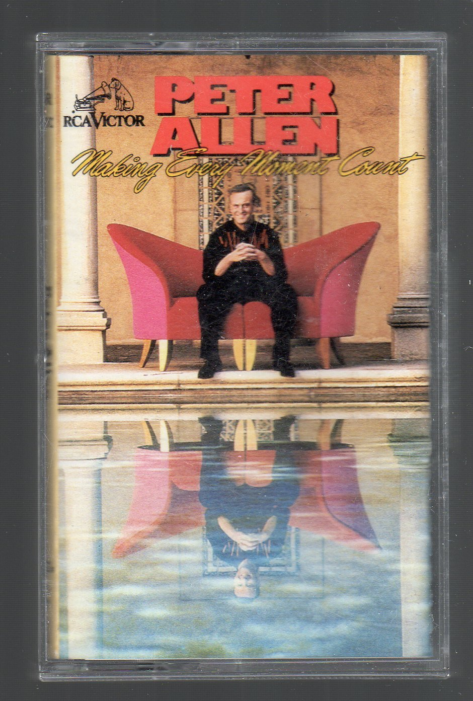 Peter Allen - Making Every Moment Count Cassette Tape