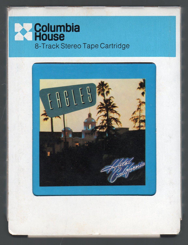 Eagles - Hotel California CRC SOLD 8-track tape