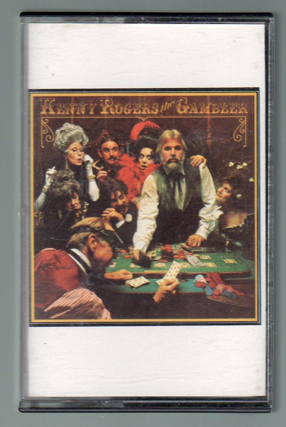 Kenny Rogers - The Gambler Cassette Tape