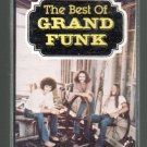 Grand Funk Railroad - The Best Of Grand Funk Cassette Tape