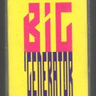 Yes - Big Generator Cassette Tape