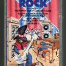 Rebel Rock - Various Rock Cassette Tape
