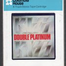 KISS - Double Platinum CRC Vol 2 8-track tape