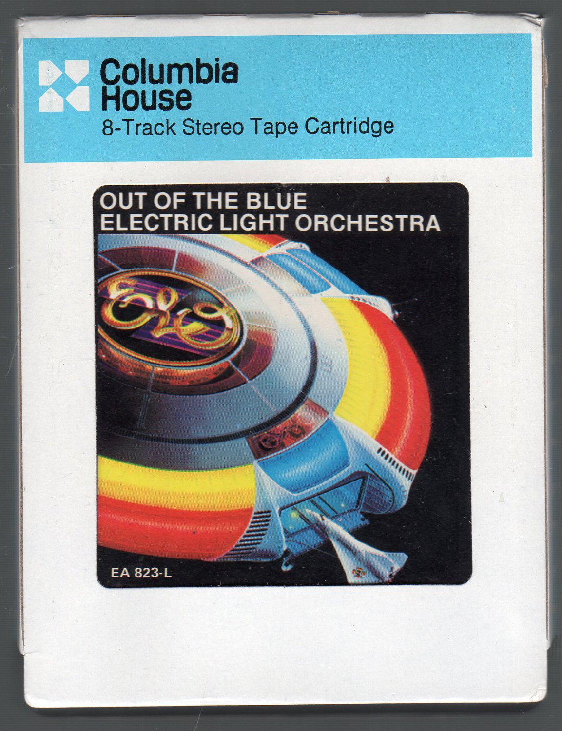 Electric Light Orchestra - Out Of The Blue CRC A1 8-track tape