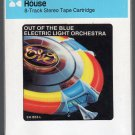 Electric Light Orchestra - Out Of The Blue CRC 8-track tape