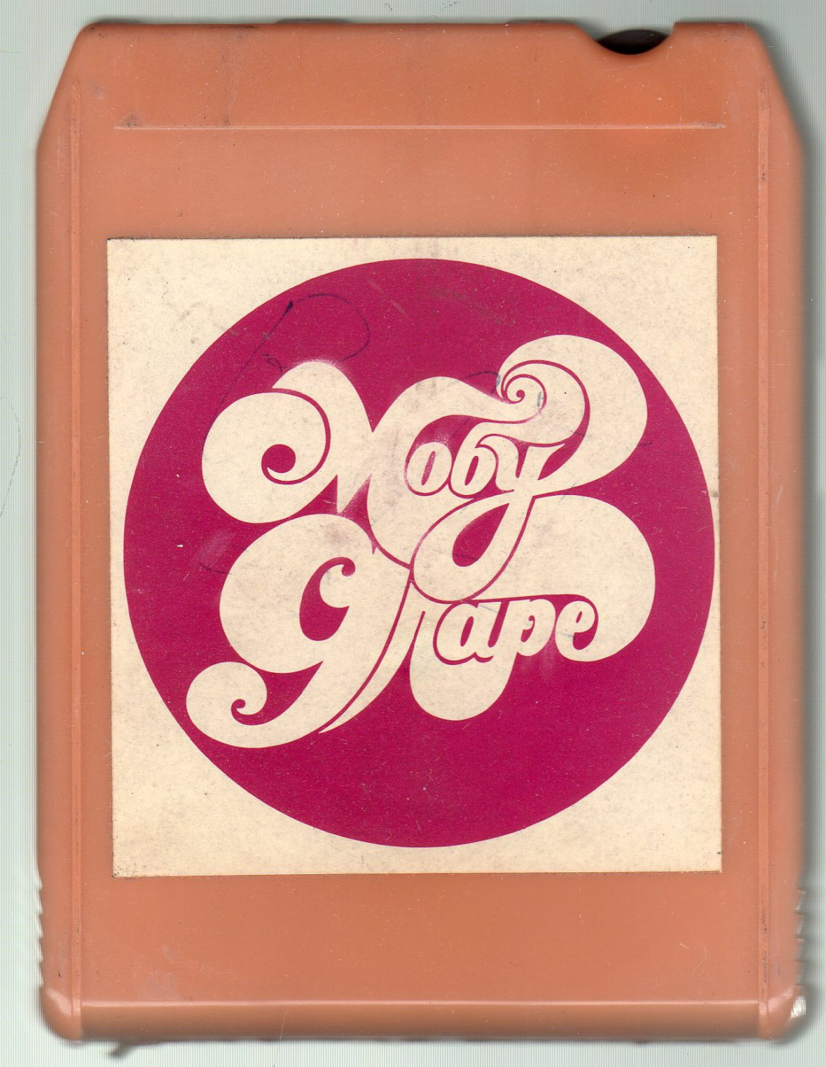 Moby Grape - Moby Grape 1967 Debut SOLD 8-track tape