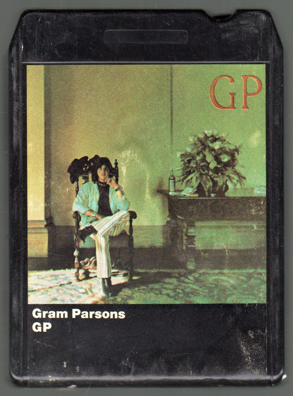 Gram Parsons - GP Debut SOLD 8-track tape