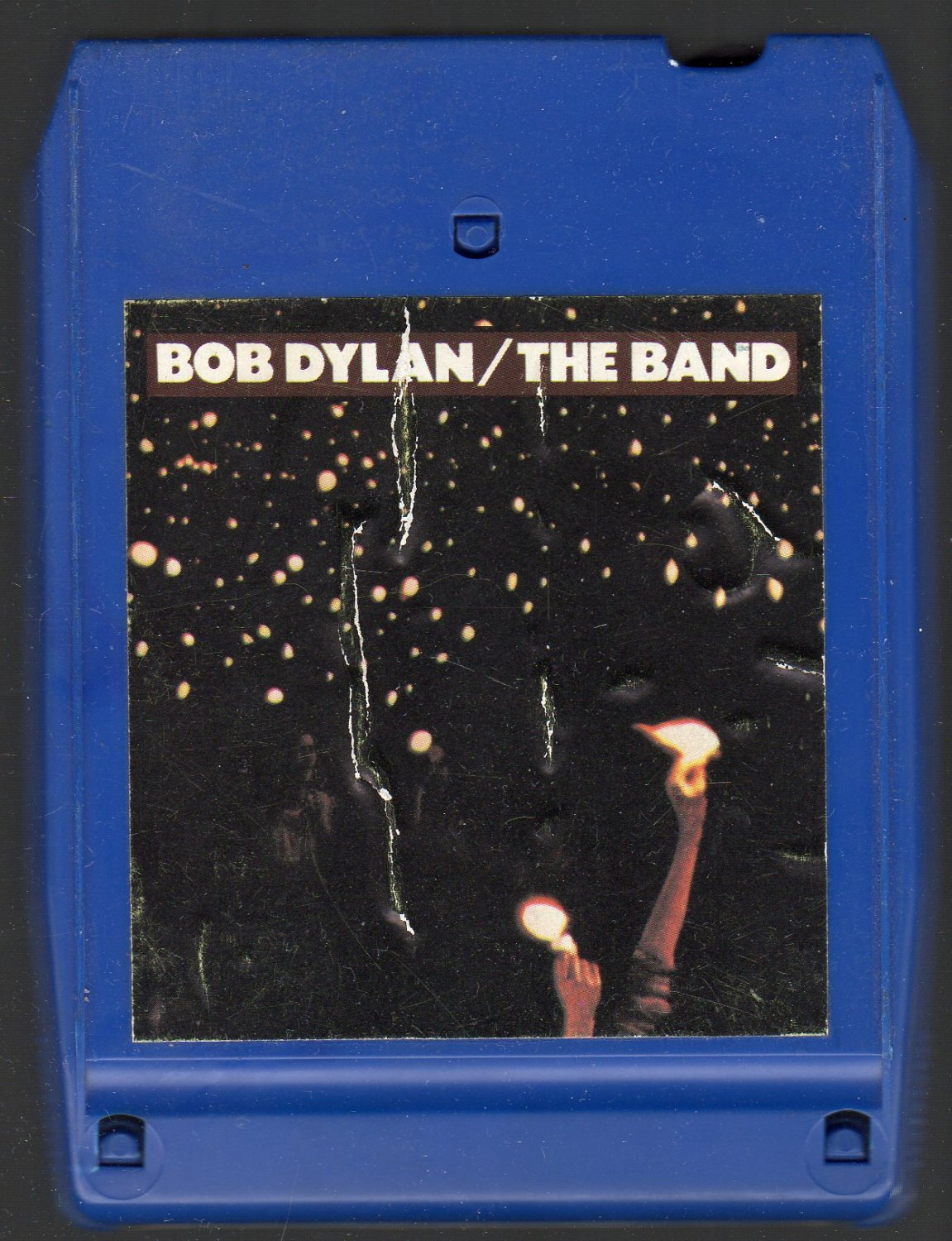 Bob Dylan / The Band - Before The Flood Part 2 8-track tape