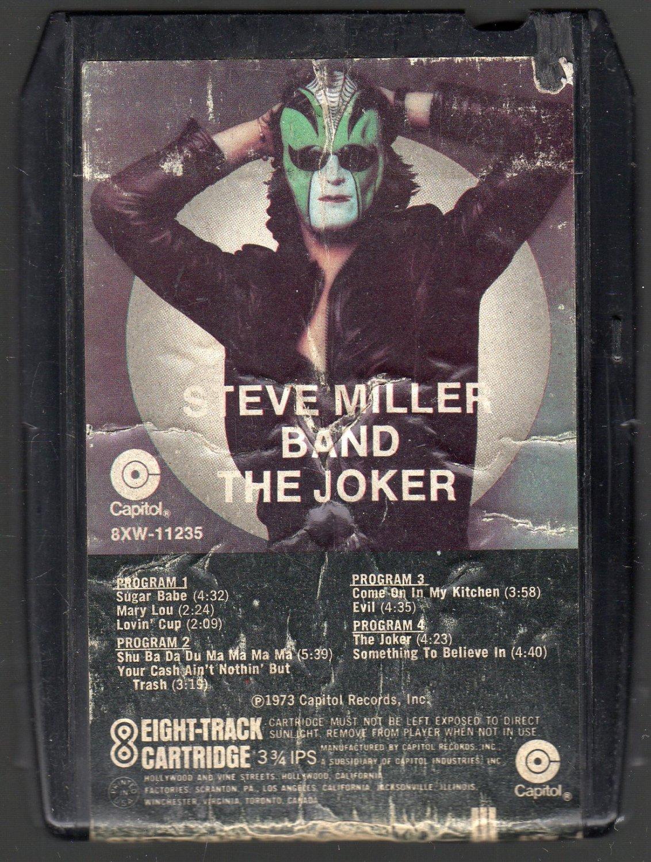 Steve Miller Band - The Joker 8-track tape