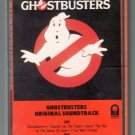 Ghostbusters - Original Soundtrack Cassette Tape