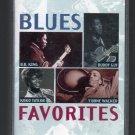 Blues Favorites - B.B. King, T-Bone Walker, Koko Taylor and Buddy Guy Cassette Tape