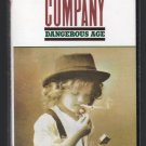 Bad Company - Dangerous Age Cassette Tape